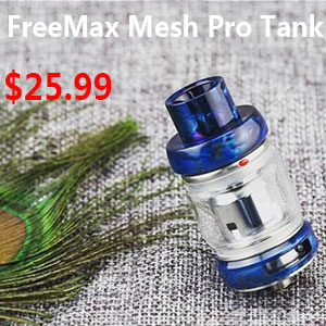 For Sale: Freemax Mesh Pro Sub ohm Tank-Compatible with Dual & Triple Mesh Coils